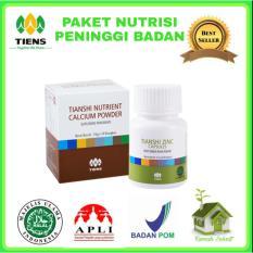 Nutrisi Peninggi Badan 10 Hari 1 Box Nhcp 1 Botol Zinc Jawa Timur