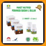Diskon Nutrisi Peninggi Badan 30 Hari 3 Box Nhcp 2 Botol Zinc Tiens Supplement Di Indonesia