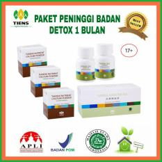 Beli Healthyhouse Display Nutrisi Peninggi Badan Detok 30 Hari 3 Box Nhcp 2 Botoll Zinc 1 Box Jzt Seken