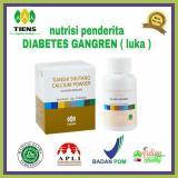 Spek Nutrisi Penyembuh Diabetes Gangren Luka Tiens Supplement