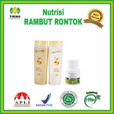 Spesifikasi Nutrisi Rambut Rontok Bagus