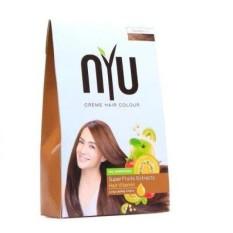 NYU Creme Hair Colour - Caramel - 30gram