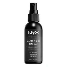 NYX Matte Setting Sprays - Matte Finish