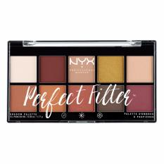 Beli Nyx Professional Makeup Perfect Filter Shadow Palette Rustic Antique Murah Jawa Barat