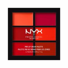 Beli Nyx Professional Makeup Pro Lip Cream Palette 03 The Reds Nyicil