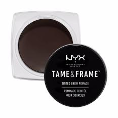 Toko Nyx Professional Makeup Tame Frame Pomade Black Eyebrow Alis Online Di Indonesia