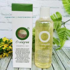Harga O Degree Aloevera Shampoo 2 In 1 New