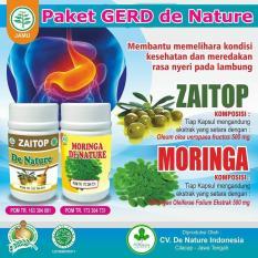 Obat Asam Lambung (GERD) untuk Ibu Menyusui Aman de Nature
