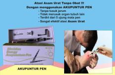 Diskon Besarobat Asam Urat Alat Terapi Meridian Energy Pen