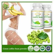 Obat Exitox Asli Green Coffee Bean Green Coffee Bean Murah Di Dki Jakarta
