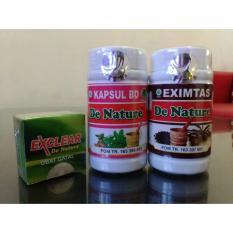 Spesifikasi Obat Gatal Gatal Herbal Exim Kering Dan Eksim Basah De Nature De Nature Terbaru