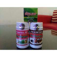 Obat Gatal Herbal Exim Basah Dan Eksim Kering De Nature De Nature Murah Di Indonesia