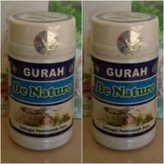 Jual Obat Gurah Suara Ampuh Herbal Asli De Nature Branded Murah