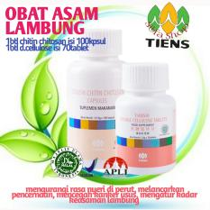 Jual Obat Herbal Asam Lambung Chitin Chitosan Double Cellulose By Silfa Shop Branded