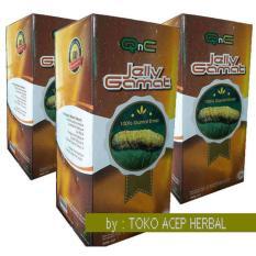 Obat Herbal Batuk Kering Jelly Gamat
