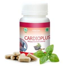 Situs Review Obat Herbal Cardioplus Suplemen Herbal Penyakit Jantung