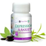 Spesifikasi Obat Herbal Depression And Anxiety Herbal Mengatasi Kecemasan Stres Dan Skizofrenia Obat Herbal Terbaru