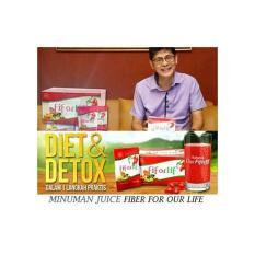 Obat Herbal Fiforlif Asli Agen Jakarta Detox Racun Atasi Perut Buncit