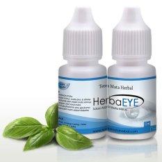 Herbal Herbaeye Obat Tetes Herbal Terapi Mata Minus, Katarak dan Glaukoma