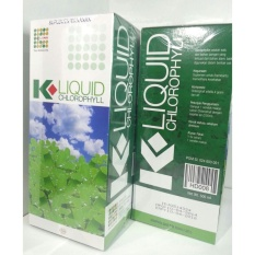Obat Herbal K-link Liquid Chlorophyll