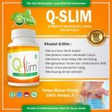 Diskon Produk Obat Herbal Pelangsing Alami Terbaik Qslim Badan Ideal Sehat