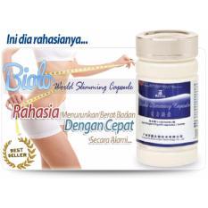 Obat Herbal - Pelangsing Badan WSC Bio lo Slimming Jaminan 100% Asli