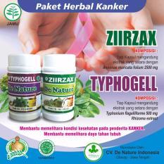 Harga Obat Kanker Prostat Herbal Ziirzax Dan Typhogell De Nature Indonesia