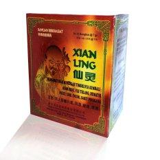 Beli Obat Herbal Xian Ling Jamu Murah Banten