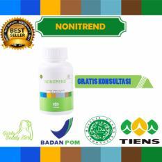 Spesifikasi Obat Hipertensi Herbal Nonitrend 100 Kapsul Merk Tiens Internasional