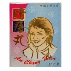 OBAT JERAWAT HERBAL An Chang Wan Untuk semua jenis jerawat