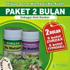 Spesifikasi Obat Kanker Herbal Ampuh Ziirzax Dan Typhogell De Nature Paket 2 Bulan Yg Baik