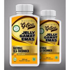 Spesifikasi Obat Luka Diabetes Jelly Gamat Walatra 100 Asli Bagus