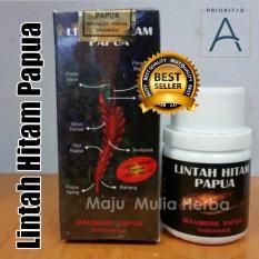 Jual Obat Oles Herbal Minyak Papua Lintah Hitam 60 Ml Ori