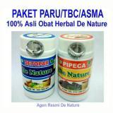 Promo Obat Paru Paru Ispa Tbc Batuk Berlendir Dll Herbal Manjur De Nature Detox Paru Herbal Top De Nature
