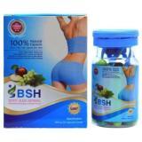 Obat Pelangsing Badan Diet Cepat Menurunkan Berat Badan Body Slim Herbal Bsh Asli Multi Diskon 40