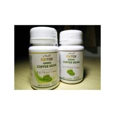Obat Pelangsing Badan Exitox Greenco Suplemen Diet Herbal