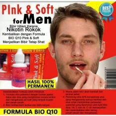 Cuci Gudang Obat Pemerah Bibir Permanen Ampuh Pink Soft Asli