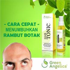 Toko Obat Penumbuh Rambut Botak Mengobati Kebotakan Green Angelica Hair Tonic Mencegah Rambut Botak Murah Di Jawa Timur