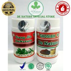 Spesifikasi Obat Sipilis Kencing Nanah Gonore Herbal De Nature Indonesia Lengkap Dengan Harga