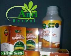 Obat Tradisional Tukak Lambung - Gerd - Sakit Maag Original & Alami - Qnc Jelly Gamat