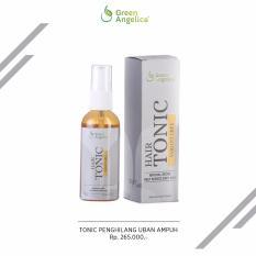 Spesifikasi Obat Uban Penghitam Rambut Uban Secara Permanen Bukan Semir Hair Tonic Variant Grey Green Angelica Yang Bagus