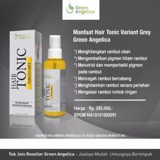 Harga Obat Uban Permanen Menghitamkan Rambut Putih Atau Uban Menghilangkan Uban Secara Permanen Obat Penghilang Uban Alami Green Angelica 100 Asli Jawa Timur