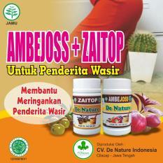Spesifikasi Obat Wasir Ambeien Herbal Ambejoss Zaitop Baru