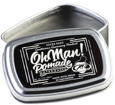 Oh Man Pomade -  Mystic Grey
