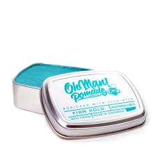 Review Oh Man Pomade Nutri Blue Oh Man