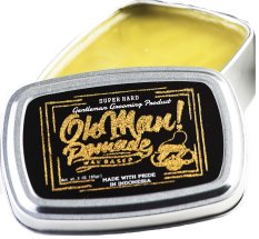 OH MAN! Mystic Gold [Pomade Waxbased] 85gr