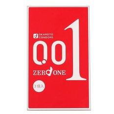 Promo Okamoto Condoms Zero One 01 Murah