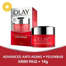 Olay Advanced Anti Aging – Pelembab Regenerist Micro-sculpting Cream – 14g
