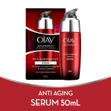 Review Olay Advanced Anti Aging Pelembab Regenerist Micro Sculpting Serum 50Ml Terbaru
