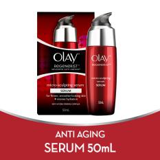 Diskon Olay Advanced Anti Aging Pelembab Regenerist Micro Sculpting Serum 50Ml Jawa Barat
